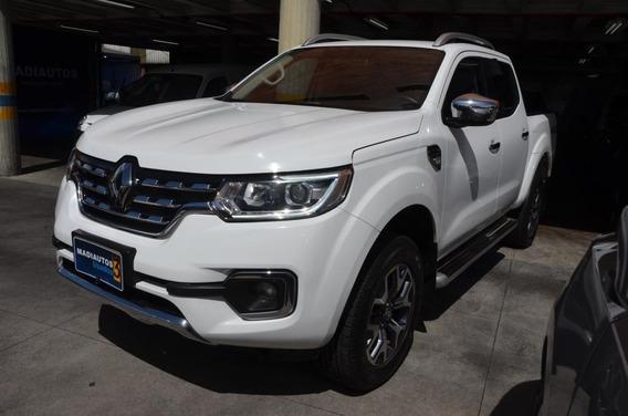 Renault Alaskan 2.5 Diesel 4x4 Aut. 2017
