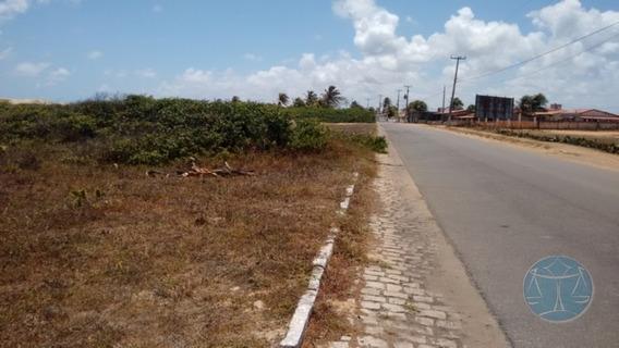 Terreno A Beira Mar - V-8785