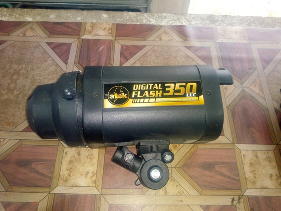 Flash Digital Modelo 350Linear Light Control.