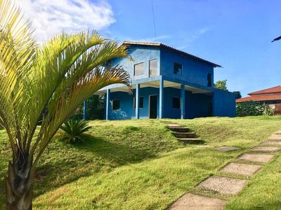 Casa Com 4 Quartos Para Alugar No Casa Branca Em Brumadinho/mg - 1594