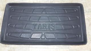 Bandeja Maleta Antiderrame Toyota Yaris Negro 2007 Al 2012