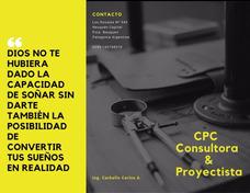 Proyecto, Calculo, Direccion Y Construccion De Obras En Gral