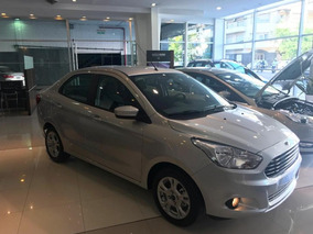 Nuevo Ford Ka Sedan %100 Financiado