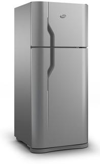 Heladera Con Freezer 282l Hgf357afp /a Gris Platinum Gafa