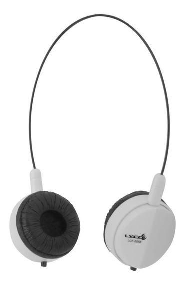 Fone De Ouvido Lyco Lcf005 Wh Branco