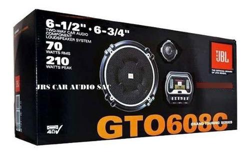 Componente Jbl Gto608c 6'-1/2' By Harmann! 70w Rms 210w Pico