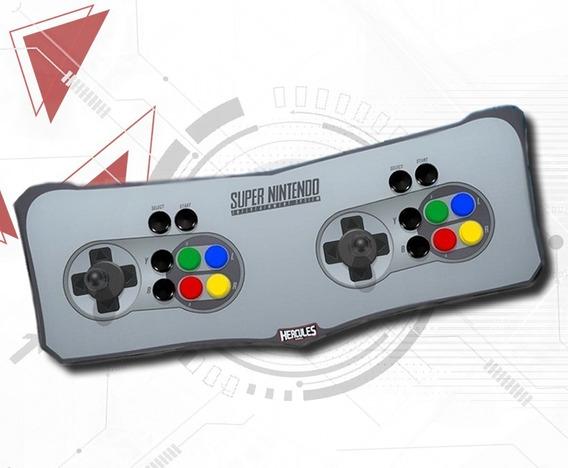Fliperama Portatil Controle Arcade 7000 Jogos Hercules Games