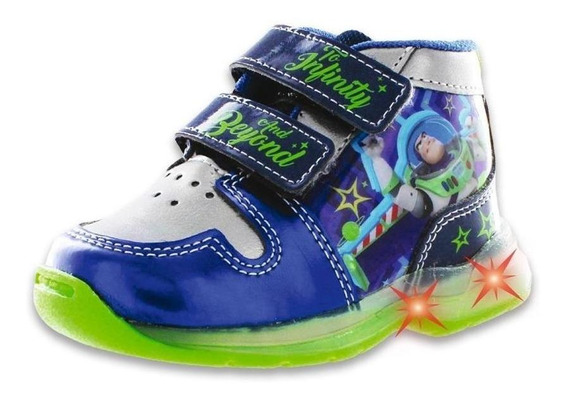 Tenis Casuales Kids Toy Story Buzz Lightyear Azul