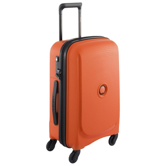 Delsey Valija Cabina 55 Cm Carry On Avion Viaje Rigida 360 º, Equipajes Tuvalija Garantia