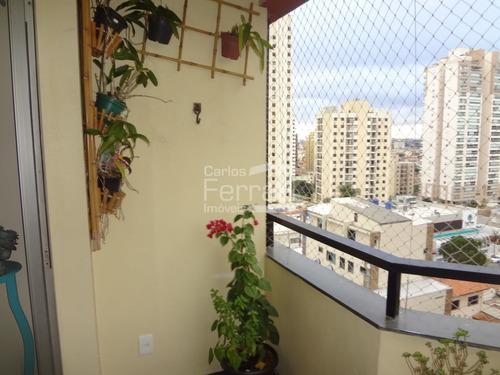Apartamento Na Região De Santana Com 3 Dormitórios  - Cf29411
