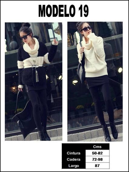 Moda Coreana Leggins Pantalones Envio Inmediato Asiatica