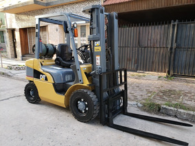 Autoelevador Caterpillar 2.5 Tn