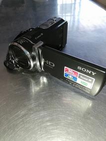 Filmadora Sony Handycam Hd 5.3megapyxels So 2 Dias De Uso+