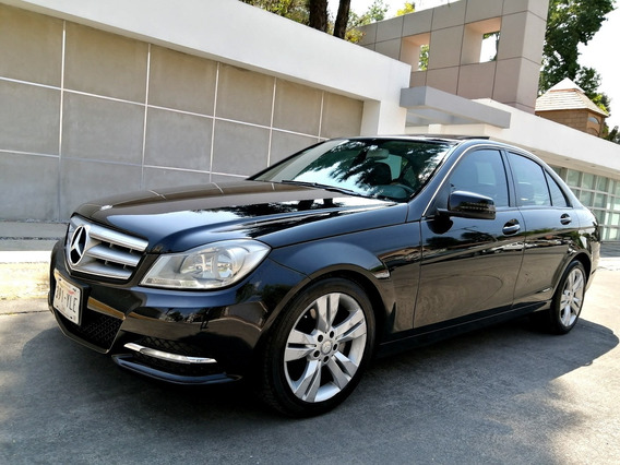 Mercedes Benz C200 Exclusive 1.8 Turbo 2013 Factura Original