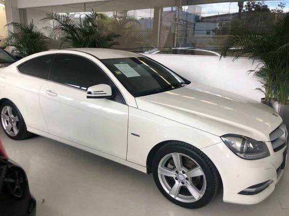 Mercedes-benz Clase C 2p C 250 Cgi Coupe Aut