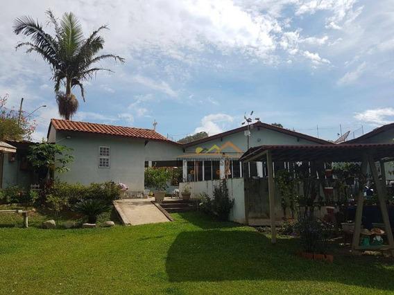 Chácara Com 3 Dormitórios À Venda, 982 M² Por R$ 650.000,00 - Condomínio Santa Inês - Itu/sp - Ch0080