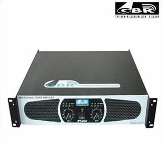 Potencia Gbr 200 Amplificador Sonido Envios Tarj Esc Musica