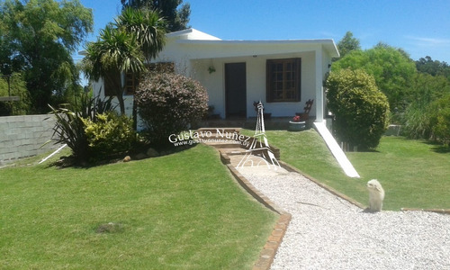 Espectacular Casa A Tan Solo 100 Mts De La Playa !!!- Ref: 3199