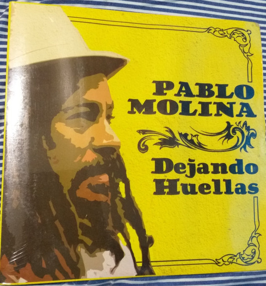 Disco Vinilo Pablo Molina ( Todos Tus Muertos /lumumba)