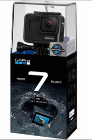 Gopro Hero 7 Black 12mp Hd 4k / Wi-fi / Comando Voz
