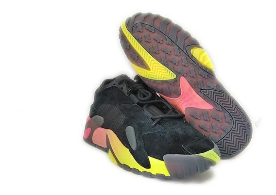 Tenis adidas Streetball Negro Multicolor Hombre Nuevo Origi