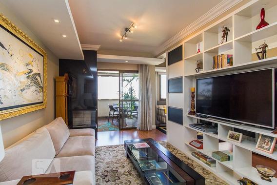 Apartamento No 11º Andar Com 2 Dormitórios E 2 Garagens - Id: 892949961 - 249961