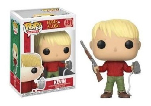 Funko Pop Movies: Home Alone Kevin 491