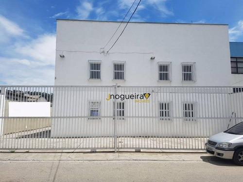 Imagem 1 de 18 de Galpão Para Alugar, 554 M² Por R$ 21.000,00/mês - Santo Amaro - São Paulo/sp - Ga0215