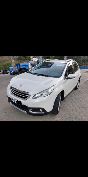 Peugeot 2008 (ano 2017) Alurre 1.6 - 16v - Flex - Aut. - 5 P
