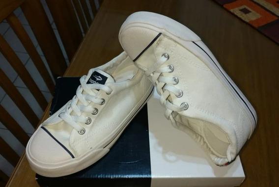 Zapatillas Profesional Blancas Nro 34