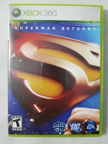 Superman Returns Xbox 360 Mídia Física Pronta Entrega