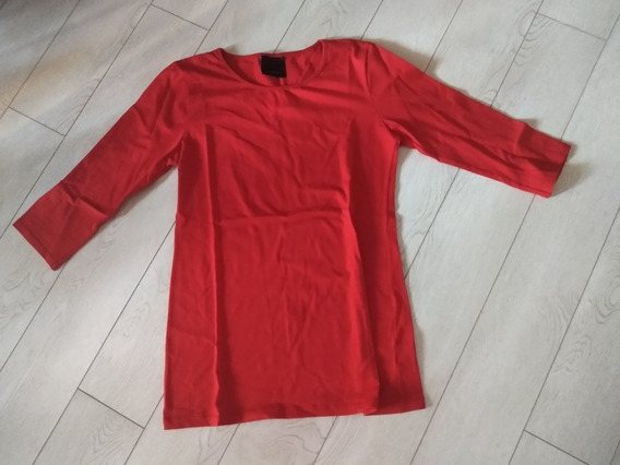 Remera Lycra Roja T.3