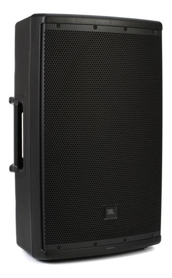 Caixa de som JBL Eon615 portátil Preto 100V - 120V