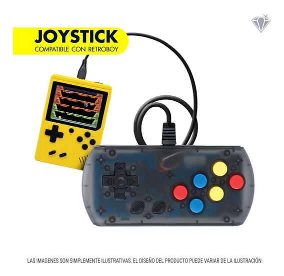 Retro Boy Level Up Consola Portatil Para 2 Jugadores 168
