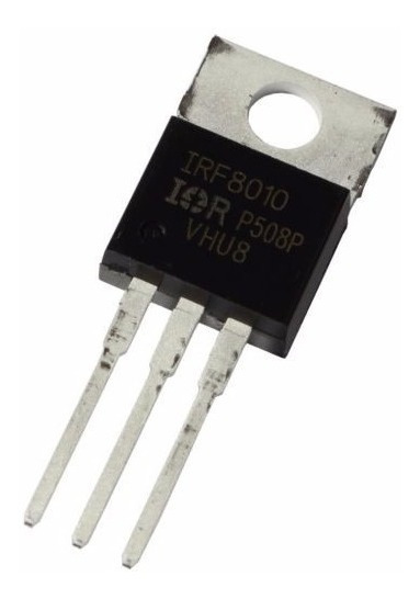 Transistor Irf8010 Irf 8010 Mosfet ( Frete R$13,00 )
