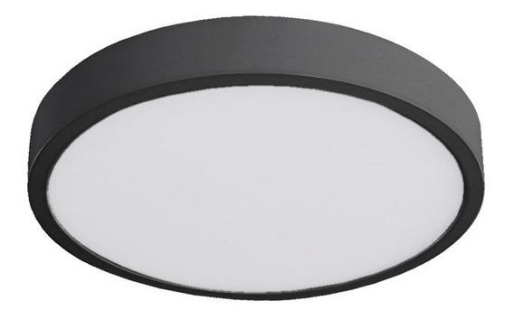 Luminario Lampara Sobreponer Techo Led Tl-2808.n30 Illux
