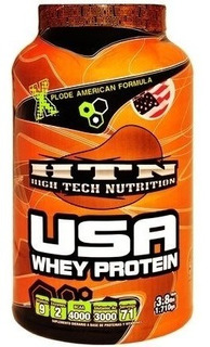Proteina Htn Usa Whey Protein 1,7 Kg. 2 Gustos
