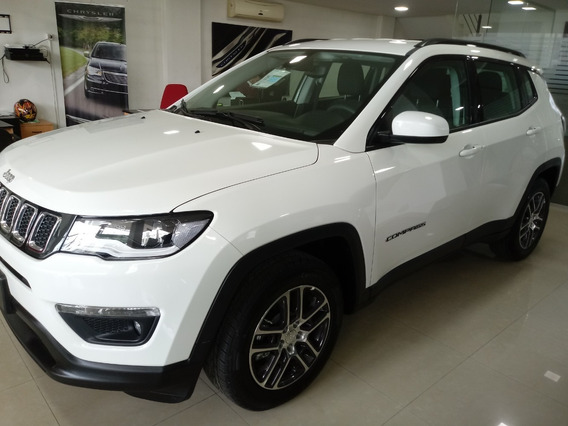 Jeep Compass 2.4 Sport Eftvo/financiado Tomamos Usado Mt / F