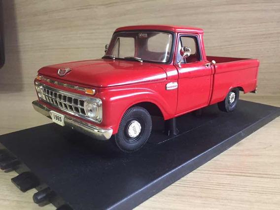 Ford Pick-up F100 - 1/18 Twin I Beam