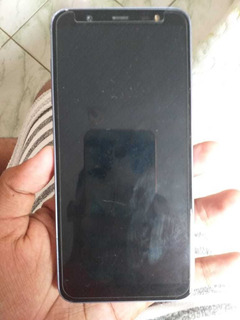 Celular Samsung Galaxy J8 Cinza.