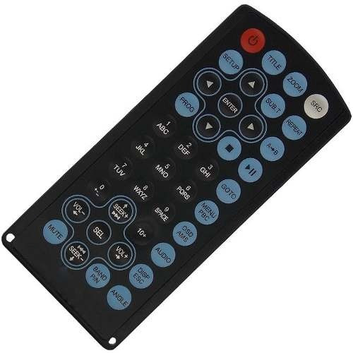 Controle Remoto H-buster 9200 - Varios Modelos Original