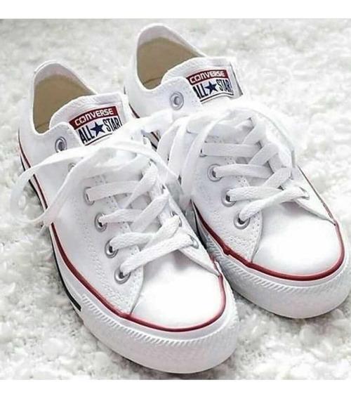 Tênis Converse All Star Branco