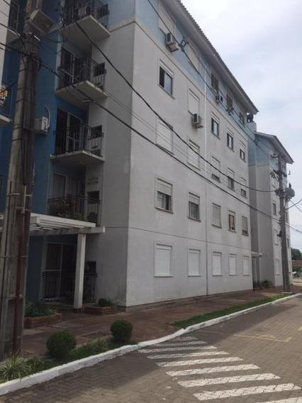 Apartamento Para Venda Em Canoas, Igara, 2 Dormitórios, 1 Banheiro, 1 Vaga - Jva2201