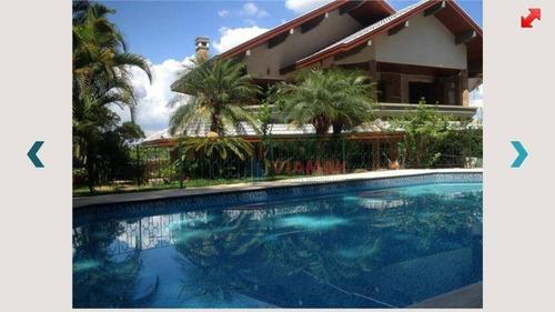 Imagem 1 de 24 de Casa À Venda, 700 M² - Jardim Das Colinas - São José Dos Campos/sp - Ca0620