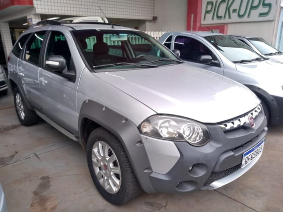 Fiat Palio Weekend 1.8 Adventure Locker 8v 4p 2016