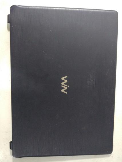 Carcaça Da Tela Do Notebook Win Cce 40r-n43a10-1101-b