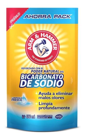 Detergente Líquido Fresca 450 Ml Arm & Hammer