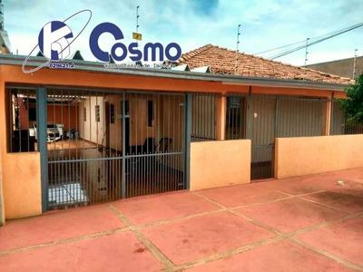 Casa, A Venda, Em Campo Grande - Ms - Bairro Piratininga - Oportunidade Não Perca - Ca00054 - 32457411