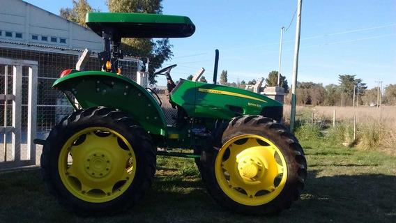 Tractor John Deere 5090eh, Año 2015