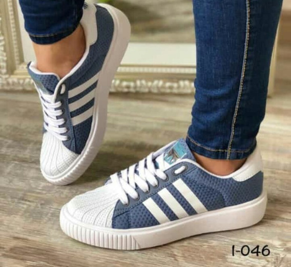 Zapatos adidas Superstar Dama